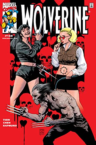 Wolverine (1988-2003) #160