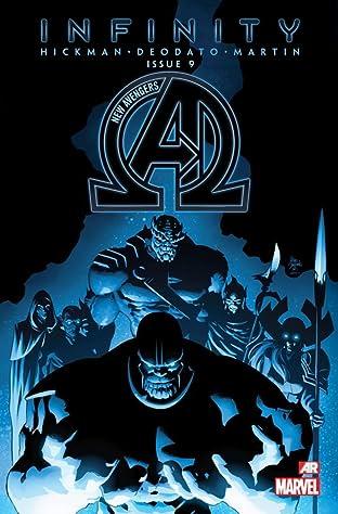 New Avengers (2013-2015) #9