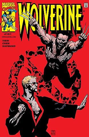 Wolverine (1988-2003) #161