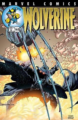 Wolverine (1988-2003) #163
