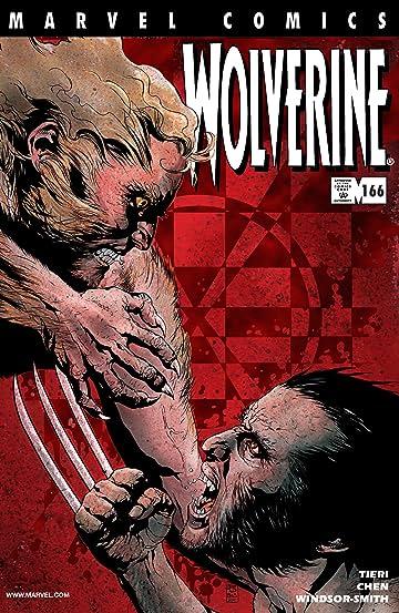 Wolverine (1988-2003) #166