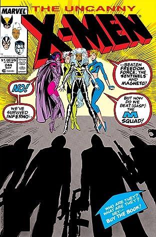 Uncanny X-Men (1963-2011) #244