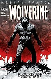 Wolverine (1988-2003) #169
