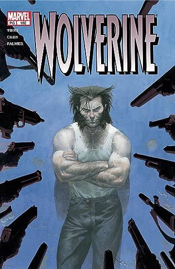 Wolverine (1988-2003) #182
