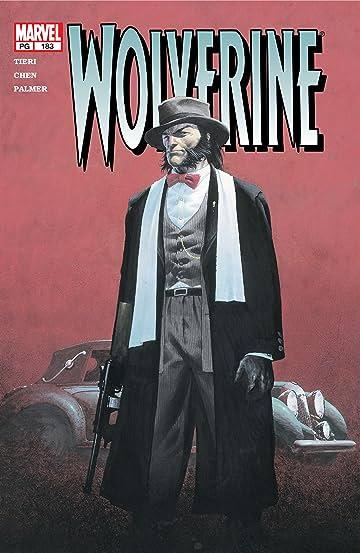 Wolverine (1988-2003) #183