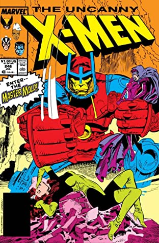 Uncanny X-Men (1963-2011) #246
