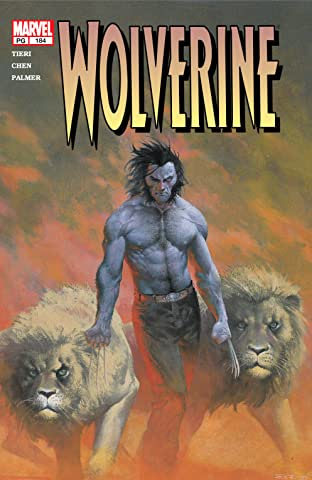 Wolverine (1988-2003) #184