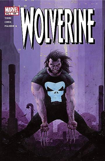 Wolverine (1988-2003) #186