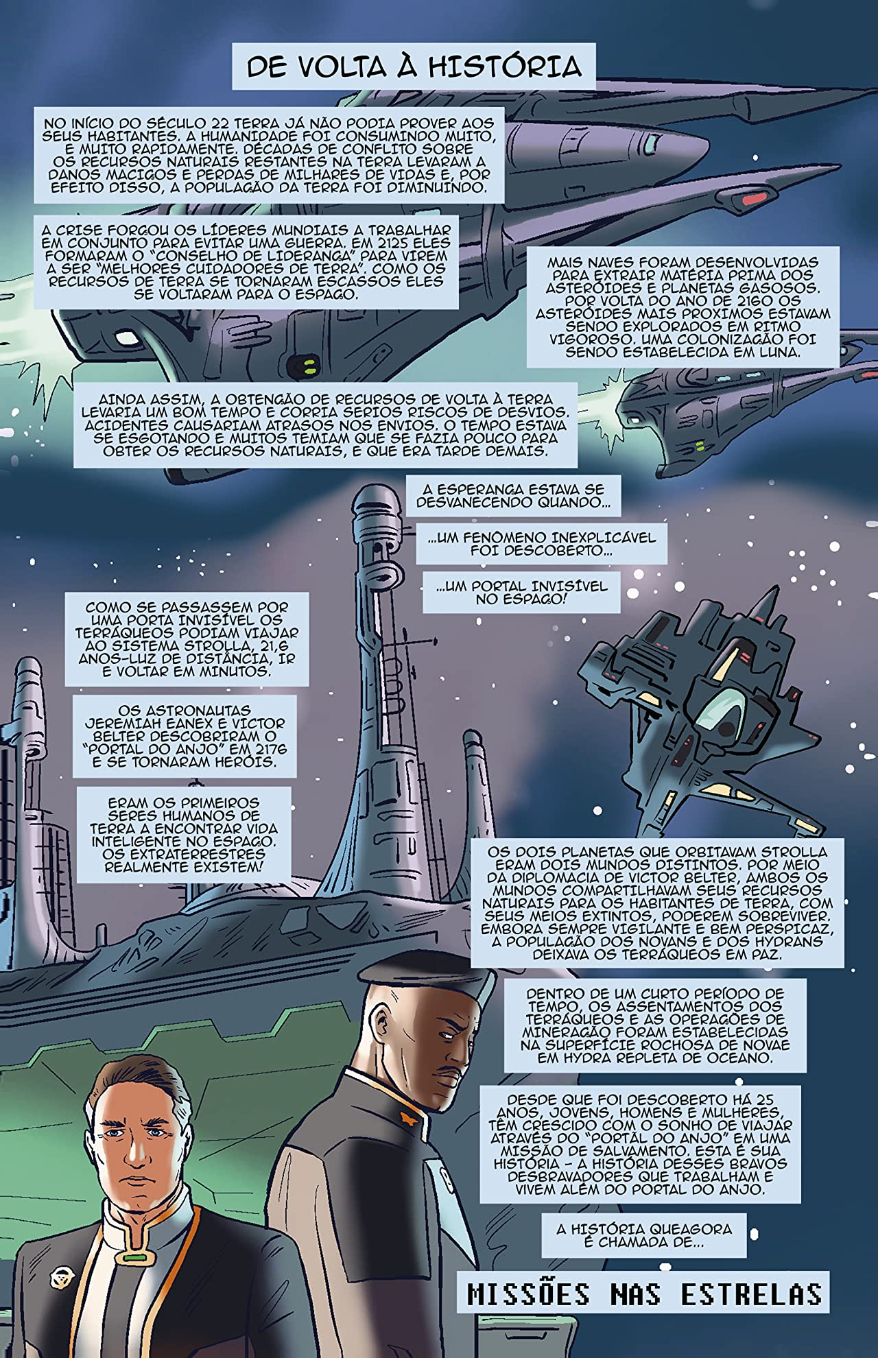 Star Missions - Portuguese #5