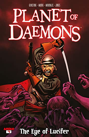 Planet of Daemons #1