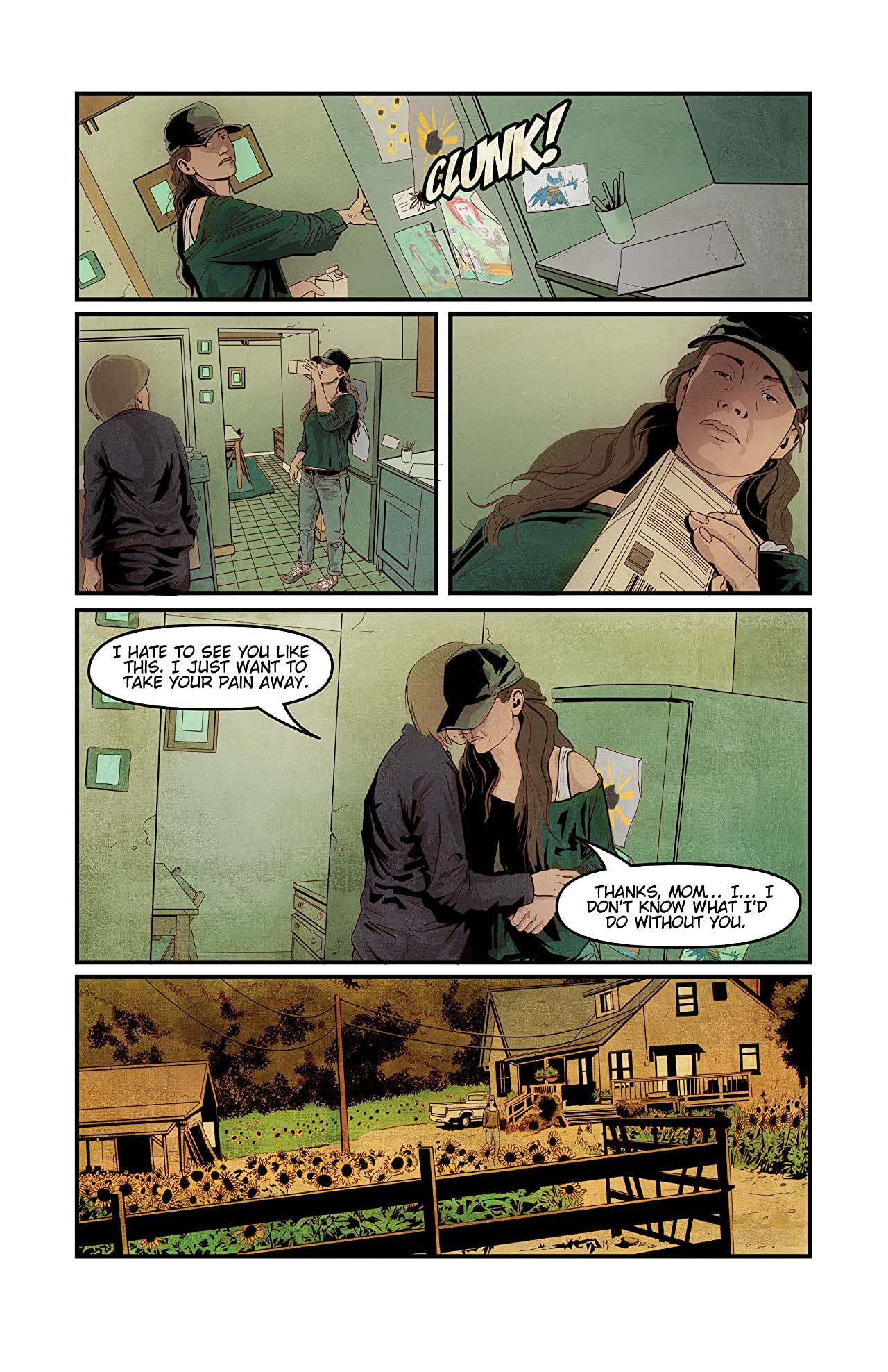 Sunflower The Complete Graphic Novel Vol. 1