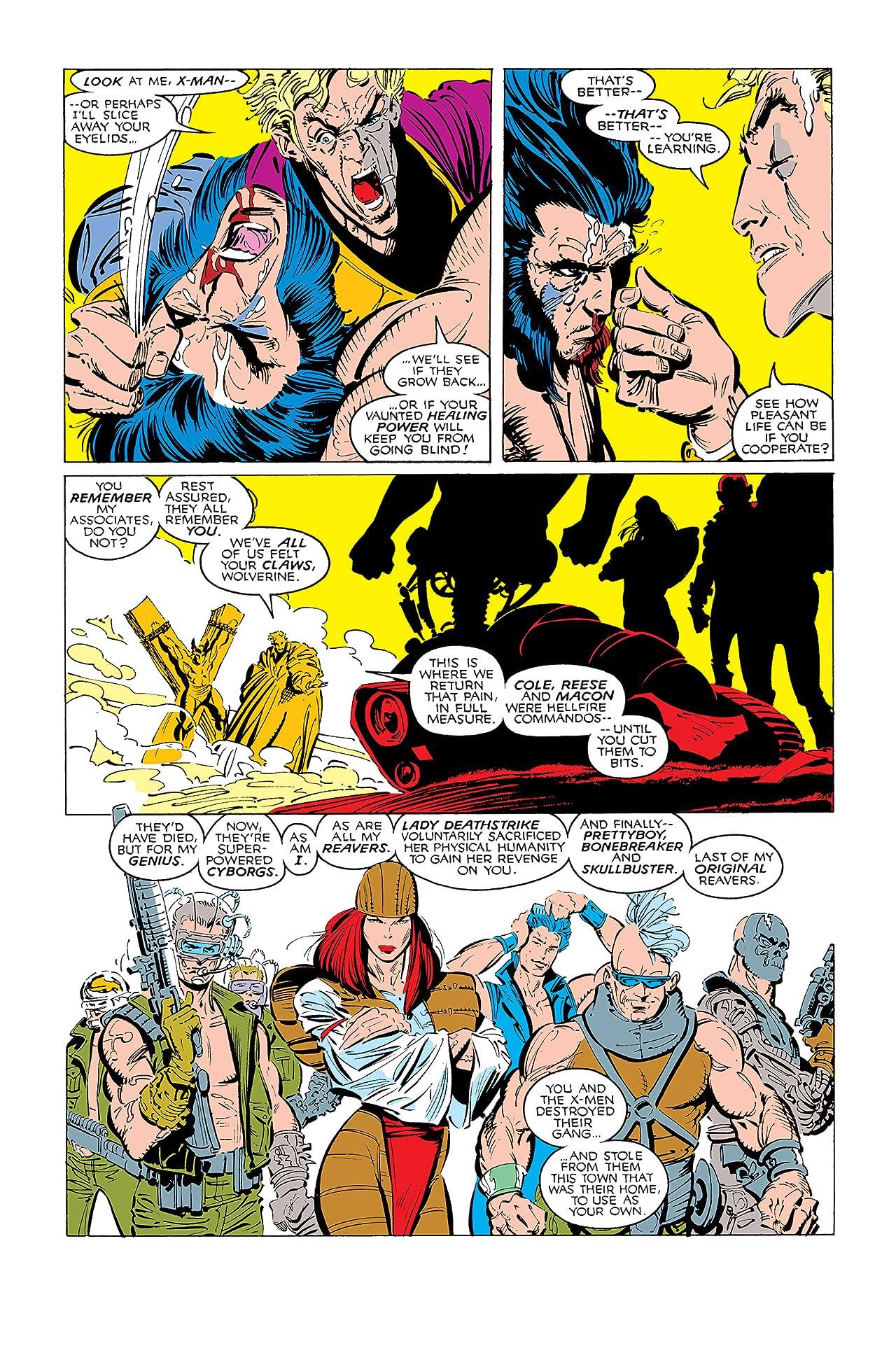 ... Uncanny X-Men (1963-2011) #251