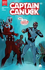 Captain Canuck (2015-) #10
