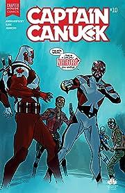 Captain Canuck (2015-) #10