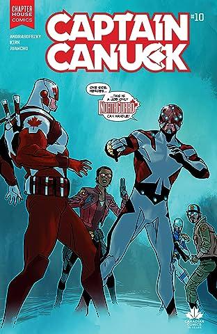 Captain Canuck (2015-) No.10
