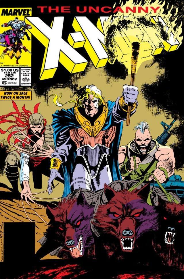 Uncanny X-Men (1963-2011) #252