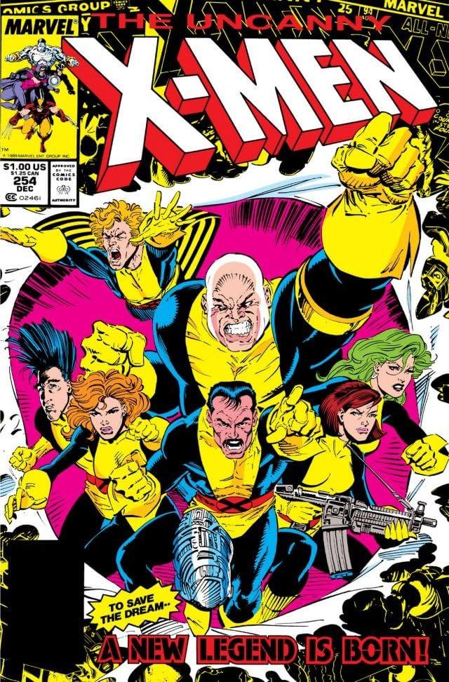 Uncanny X-Men (1963-2011) #254