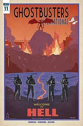 Ghostbusters International #11