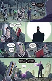 Ghostbusters International #11