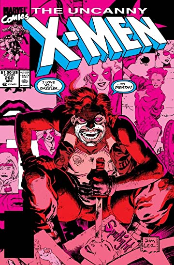 Uncanny X-Men (1963-2011) #260