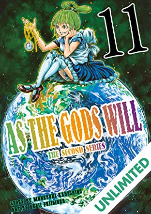 As The Gods Will: The Second Series Vol. 11