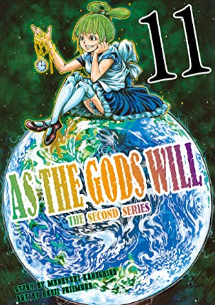 As The Gods Will: The Second Series Tome 11