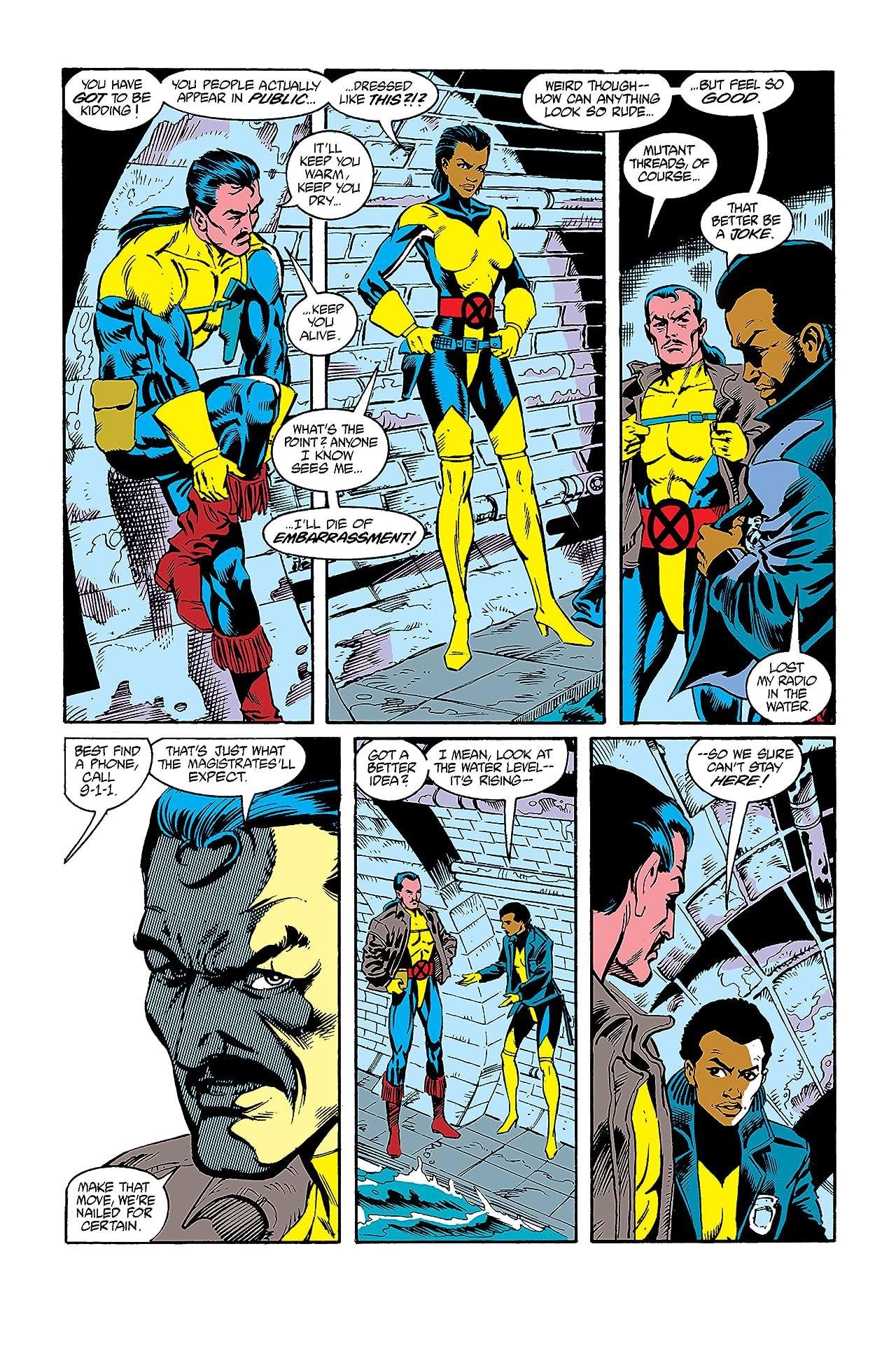 Uncanny X-Men (1963-2011) #264