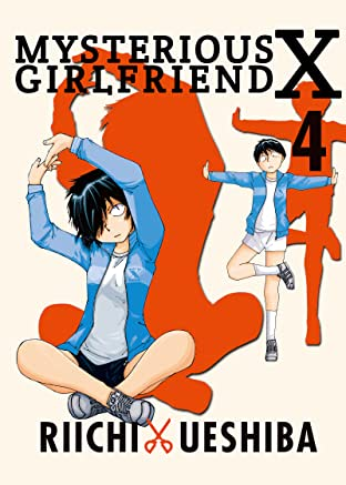 Mysterious Girlfriend X Vol. 4