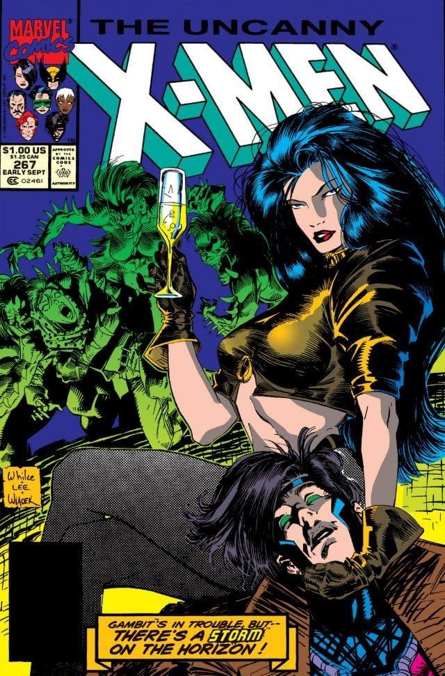 Uncanny X-Men (1963-2011) #267