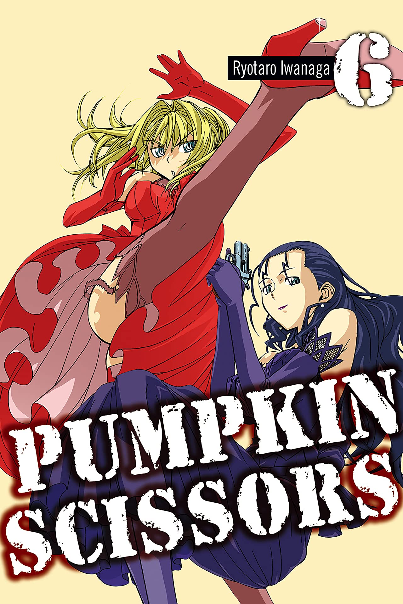 Pumpkin Scissors Vol. 6