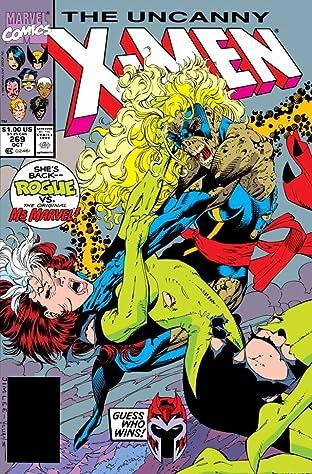 Uncanny X-Men (1963-2011) No.269