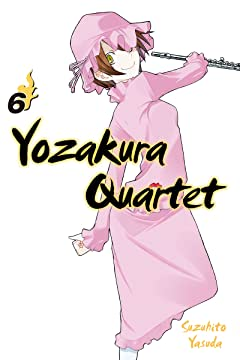 Yozakura Quartet Vol. 6