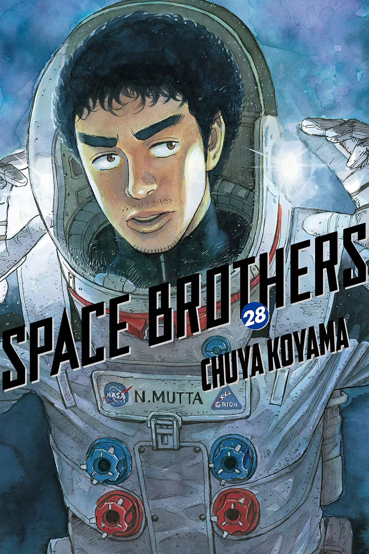 Space Brothers Vol. 28