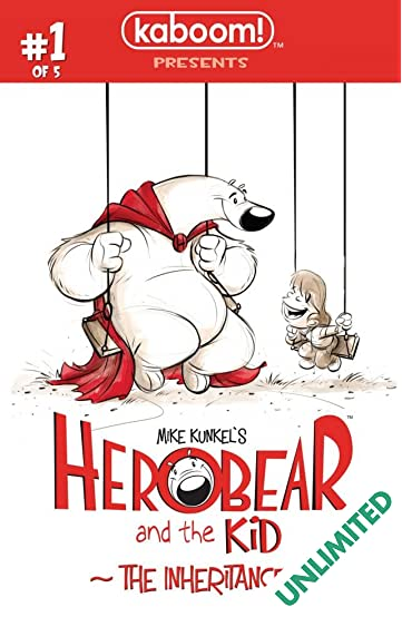 Herobear and the Kid: The Inheritance #1 (of 5)