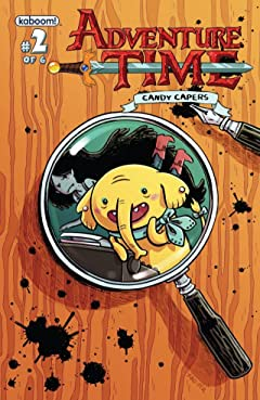 Adventure Time: Candy Capers No.2 (sur 6)