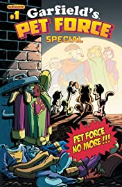 Garfield: Pet Force Special #1