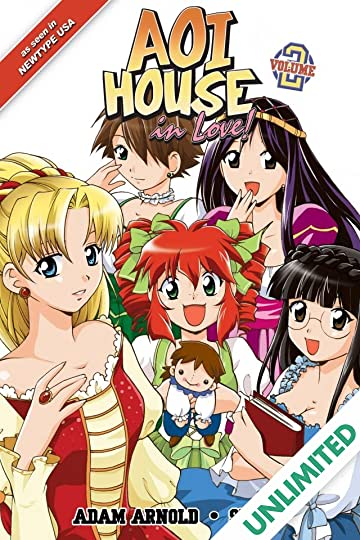 AOI House: In Love Vol. 2