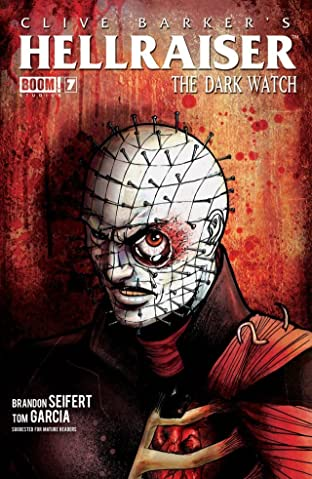 Hellraiser: The Dark Watch #7