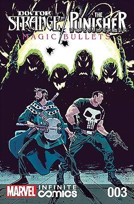 Doctor Strange/Punisher: Magic Bullets Infinite Comic #3 (of 8)