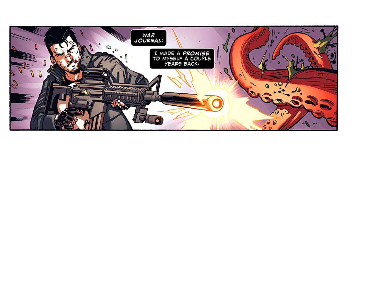 Doctor Strange/Punisher: Magic Bullets Infinite Comic #3 (of 8)