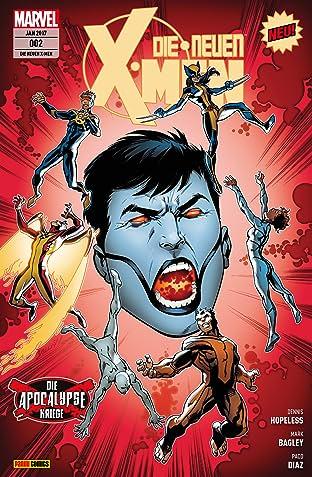 Die neuen X-Men Vol. 2: Die Apocalypse Kriege