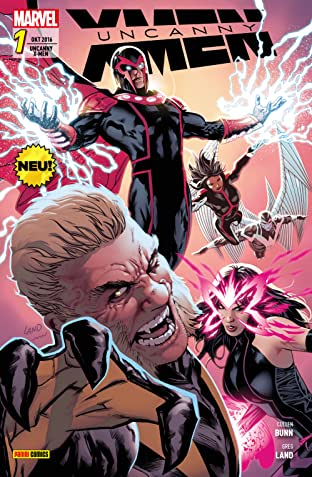 Uncanny X-Men Vol. 1: Magnetos Rache