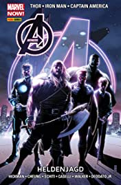 Marvel NOW! PB Avengers Vol. 6: Heldenjagd