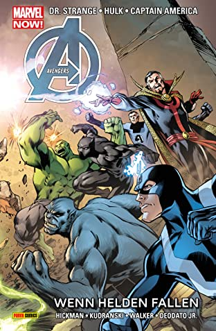 Marvel NOW! PB Avengers Vol. 7: Wenn Helden fallen