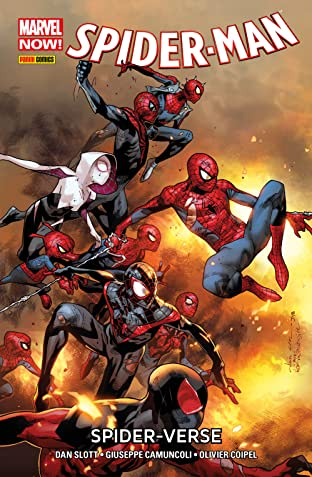 Marvel NOW! PB Spider-Man Vol. 9: Spider-Verse