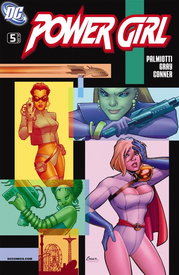 Power Girl (2009-2011) #5