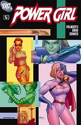Power Girl (2009-2011) #5