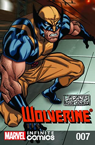 Wolverine: Japan's Most Wanted Infinite Comic #7