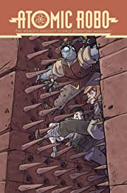 Atomic Robo and the Temple of Od #5