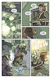 Atomic Robo and the Temple of Od No.5